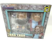 "SDCC 2020 Beast Kingdom Avengers Endgame Bro Thor Egg Attack 6"" Figure 2494/3000"
