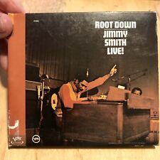 Jimmy Smith Live! Root Down, CD (Verve 314 559 805-2)