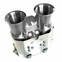 Weber 38/40/42/45/48 DCOE 48/50/55 DCO/SP Stainless Steel Heat Shield soft mount