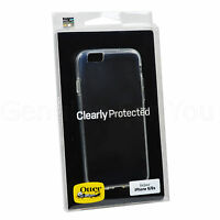Genuine OtterBox Clearly Protected Transparent Skin Case Cover For iPhone 6 6s