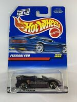 Hot Wheels Vintage Blue Card - Ferrari F50 Collector #855 - BOXED SHIPPING
