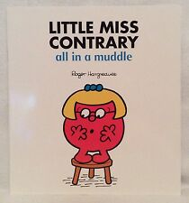 Little Miss Contrary - All In A Muddle - Roger Hargreaves - Brand New