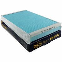 Original SCT Filter Innenraumluft Pollenfilter Innenraumfilter SA 1152