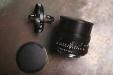 Leica Elmarit R 35mm f2,8 Last Serie + UVA Filter Serie VII 35/2,8 2,8/35