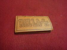 Vintage Rizla Papers with Wisconsin tax stamp! Lacroix Fils very nice!!!