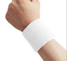 Sports Basketball Unisex Cotton Protect Sweatband Wristband Wrist Band New