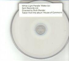 (DH893) White Light Parade, Wake Up - DJ DVD
