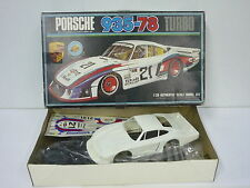 Porsche 935-78 Turbo  -  Bluetank - Kit 1/28