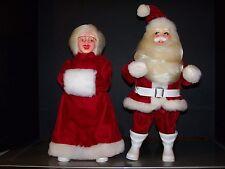 HAROLD GALE SANTA VINTAGE DOLL MRS. CLAUS DISPLAY CHRISTMAS TREE ORNAMENT NEW!