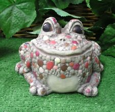 Fat Chubby Baby Toad Frog Latex Fiberglass Production Mold Concrete Plaster