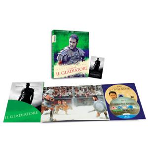 IL GLADIATORE - Limited 1000 Copie Numerate (Blu-ray+Dvd+Booklet+Magnete)