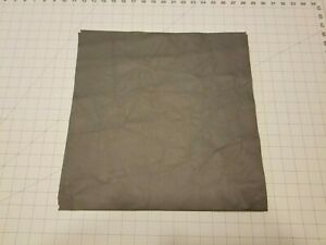 """1mil Upholstery Leather - Steel Grey 16"""" x 16"""" Squares"""