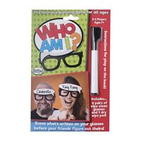 Who Am I? Name Guessing Guess Who Party Game Secret Santa Stocking Filler Gift