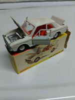 Dinky Toys Ford Cortina De Luxe No. 159 1967 White Made In England With Box