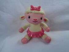Disney Just Play Doc McStuffins Lambie the Lamb Jointed Poseable Figure - as is
