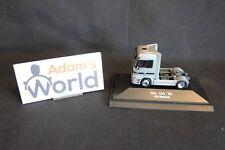 """Herpa Mercedes-Benz Actros 1:87 silver """"Nfz - IAA 1996"""" (JS)"""