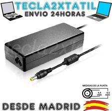 CARGADOR ADPATADOR DE Y PARA Sony Vaio PCG-V PCG-V505 CTO 16V 4A PUNTA 6,5 4,4mm