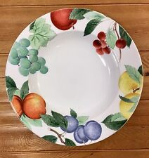 STUDIO NOVA ORCHARD JEWELS BOWL RIMMED SOUP PASTA Y0253 MULTIPLE AVAILABLE 9""