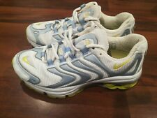 Nike Shox  BRS 1000 Womens Athletic Running Training Sneakers Shoes White Size 8