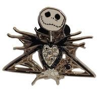 Jack Skellington Spiderweb Jeweled Nightmare Before Christmas Disney Pin 56750