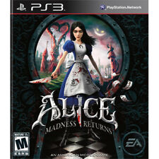 Alice: The Madness Returns  Sony PS3 Game