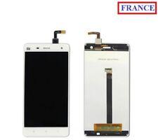 VITRE TACTILE + ECRAN LCD ASSEMBLEE BLANC POUR XIAOMI Mi4 M4