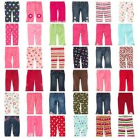 NWT GYMBOREE Baby Girl Kids Girl Jeans Pants Capri Leggings Ship Fast