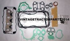 SUZUKI HEAD & BOTTOM GASKET SET SJ410 CARRY SUPER SAMURAI GYPSY DROVER SANTANA