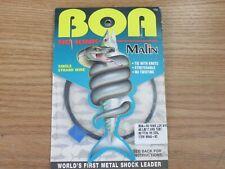 Malin NK40-30 BOA No-Kink Titanium Wire 40 lb 30 ft coil leader material