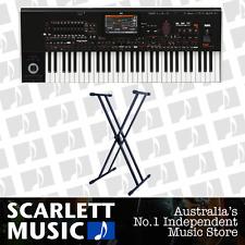 Korg PA-4X Professional 61 Note Arranger Keyboard w/ Keyboard Stand *BRAND NEW*