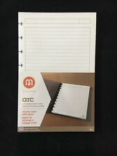 Arc By Staples Narrow Ruled Refill Paper Junior 50 Sheets