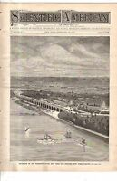 1898 Scientific American February 12 - Riverside Drive; Fluorometer; Yuba River