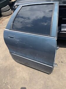 1994 1995 1996 Chevy Impala SS Green Rear Passenger Door 94 95 96