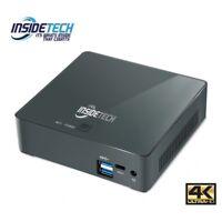 Intel i7 8550U/ i7 7500U 7th Gen / i5 6200U 6th Gen Mini PC NUC Desktop Computer