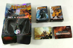 Magic The Gathering Jace vs Chandra Duel Decks Set complet  Envoi rapide suivi
