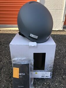 Smith Optics - Maze MIPS - Unisex Snow Helmet - Matte Grey - Medium
