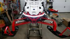 Lje Products Led Front Bumper Mounted Light for Polaris Axys Snowmobiles