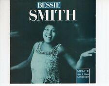 CD BESSIE SMITHempress of the bluesMIDNITE EX+ (A4279)