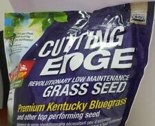 Cutting Edge Grass Seed, Drought & Disease Resistant, Less Water needed, 22lbs