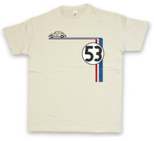 HERBIE 53 T-SHIRT Car Movie Goes Number Nummer Beetle Auto Zahl