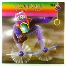 "12"" LP - Scorpions - Fly To The Rainbow - D1058 - cleaned"