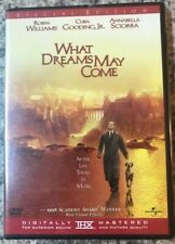 What Dreams May Come 1998 (Dvd, Special Edition) Robin Williams Cuba Gooding Jr