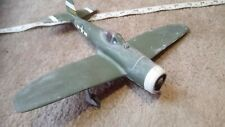 REPUBLIC P-47 THUNDERBOLT 1/48 SCALE SPARES OR REPAIR INCOMPLETE Z