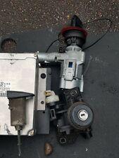 MERCEDES SLK R170 ENGINE ECU KEY LOCK SET A0235454132