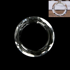 50mm Crystal Hanging Ring Chandelier Glass Pendant Home Room Decoration Gift