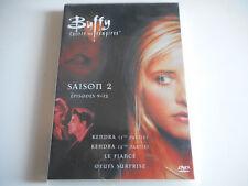 DVD - BUFFY CONTRE LES VAMPIRES - SAISON 2 / EPISODES 9 -12 - ZONE 2