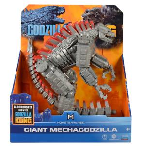 """Giant MechaGodzilla 11"""" Figure Mecha GODZILLA vs KONG Playmates US New Ships Now"""
