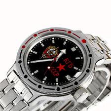 Vostok Amphibian Military Russian Diver Watch KGB USSR CCCP 2416 / 420457