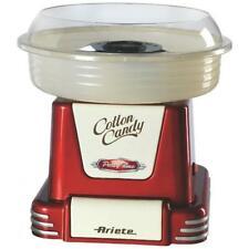 ARIETE Cotton Candy Party Time Macchina per Zucchero Filato 2 Coni Potenza 450 W