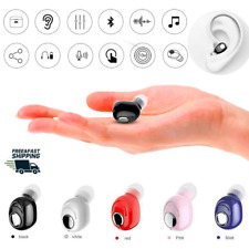 Bluetooth 5.0 Headset Wireless Earphone Earbud Stereo Headphone In-Ear Mini NEW